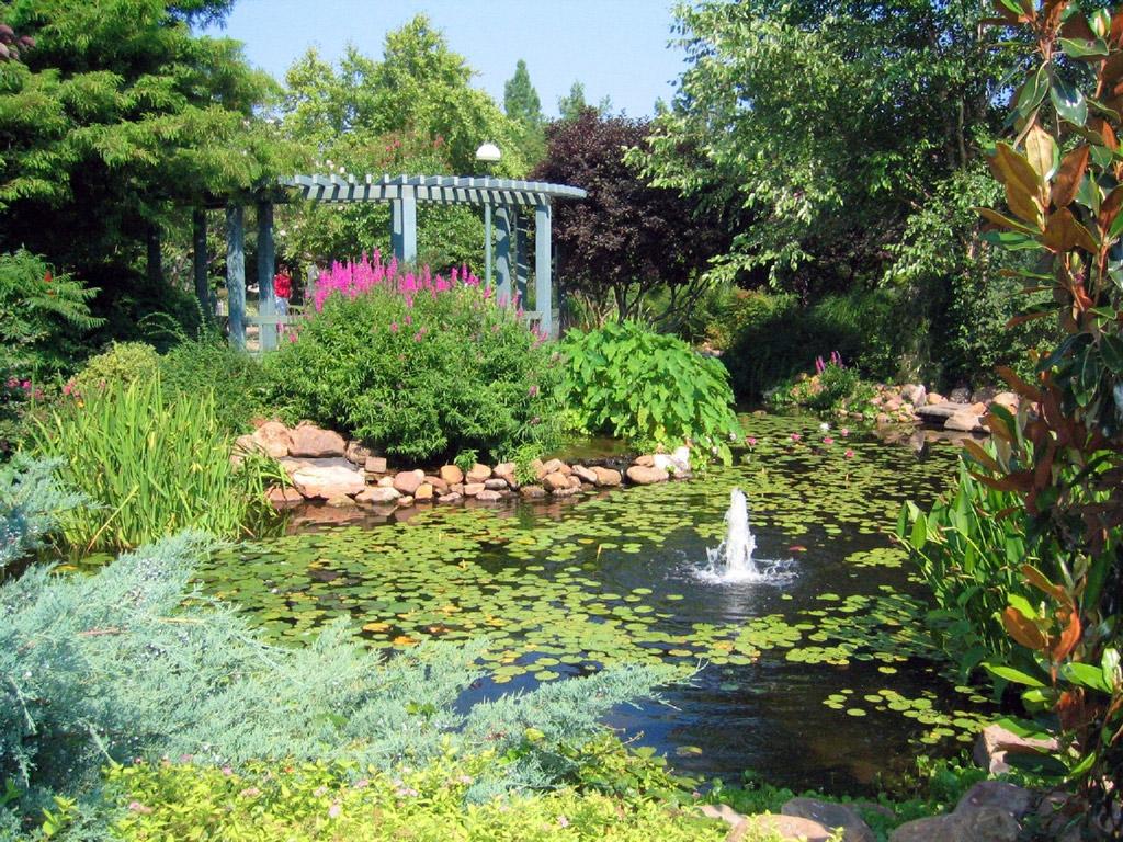 Exceptionnel Myriad Botanical Gardens, Oklahoma