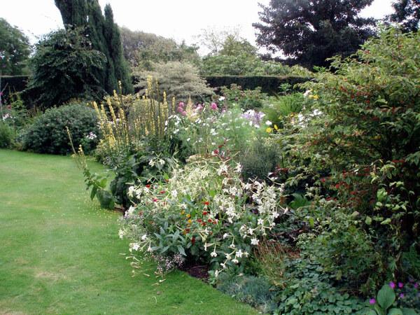 Feeringbury Manor Garden, England