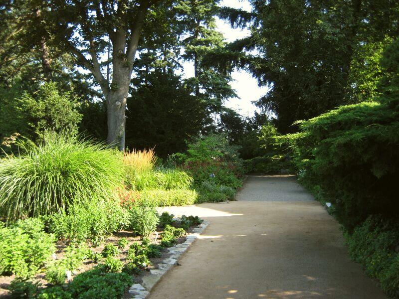 Karl Foerster Garten Potsdam Bornim