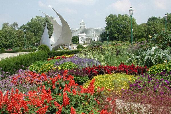 Franklin Park Conservatory, Columbus
