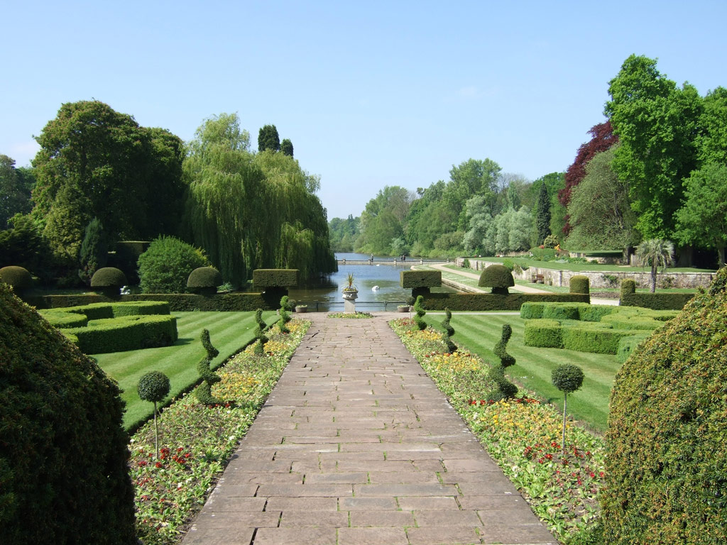 Coombe Abbey Park >> Coombe Country Park