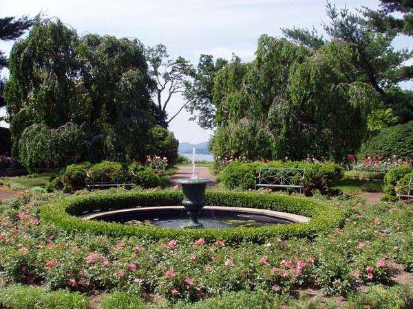 Boscobel Garden, New York