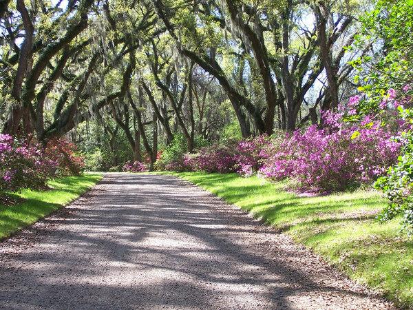 Afton Villa Gardens, Louisiana