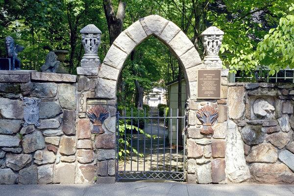 Eden Entrance, MacCallum More Museum & Gardens