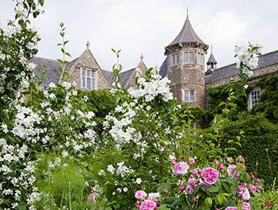 Tower, Hanham Court Gardens