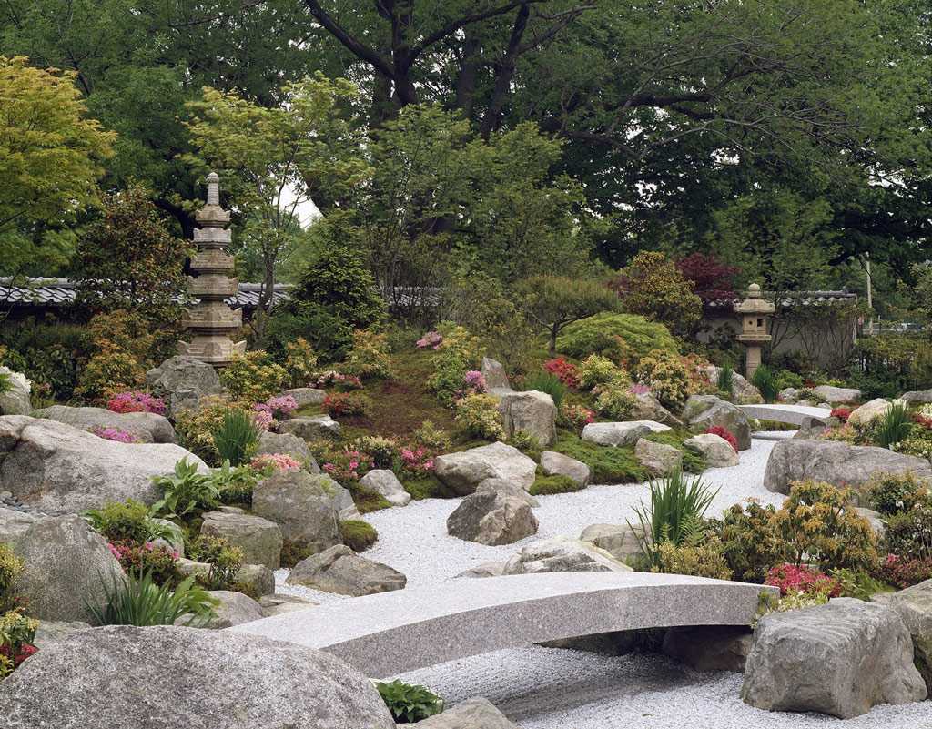 Tenshin-En Japanese Garden, Massachusetts