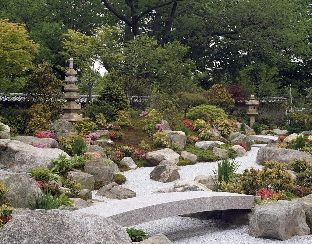 Tenshin En Japanese Garden