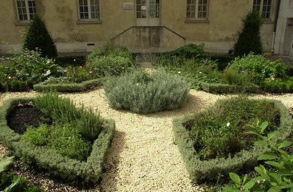 Medicinal Plants Garden, Hôpitaux de Paris