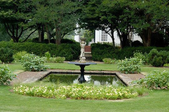 Oak Hill Garden