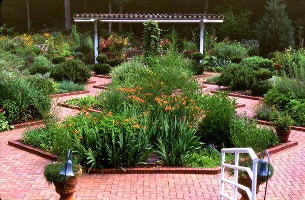 Herb Garden, The State Botanical Garden of Georgia