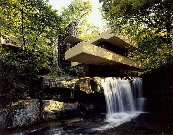 Fallingwater (Bear Run), Pennsylvania