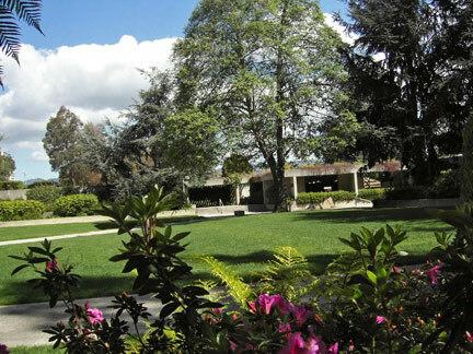 Oakland Museum of California and Gardens, California