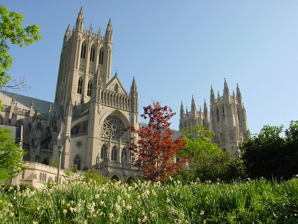 National Cathedral Gardens, DC