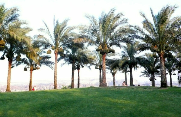 Al-Azhar Park, Egypt