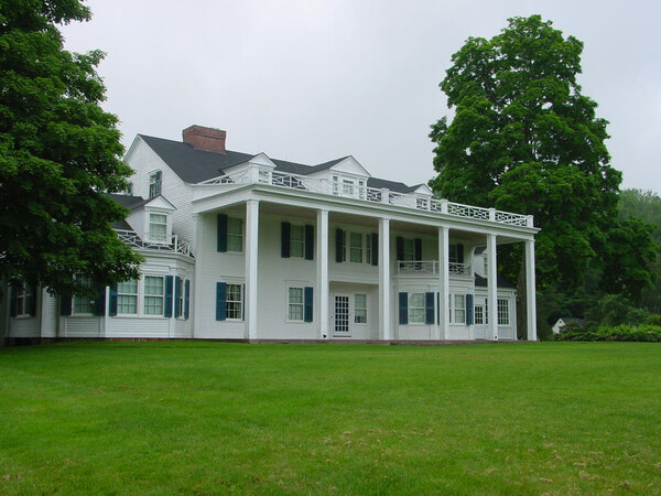 Hill Stead Gardens, CT