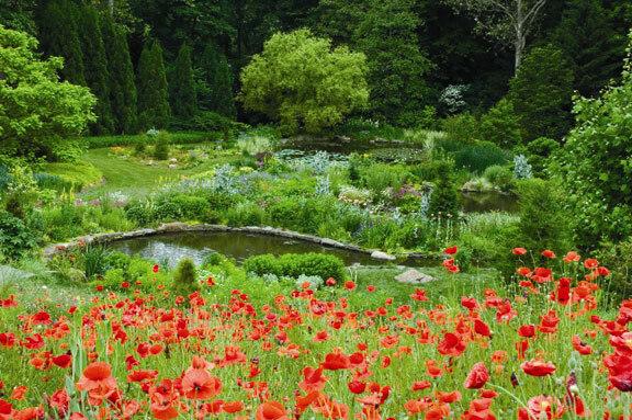 Chanticleer Garden, Wayne
