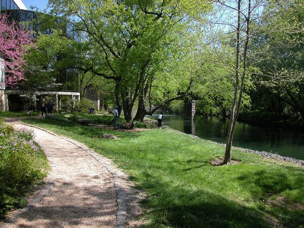 Riverside, Brandywine Conservancy Wildflower and Native Plant Gardens