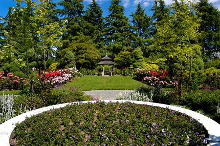Woodland Park Rose Garden, Washington