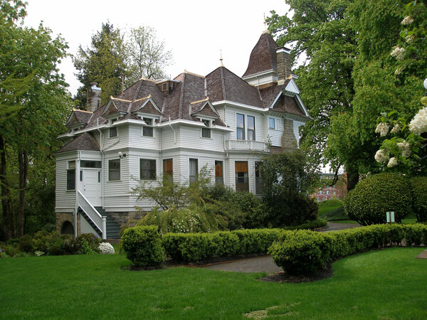 Historic Deepwood Estate, Salem