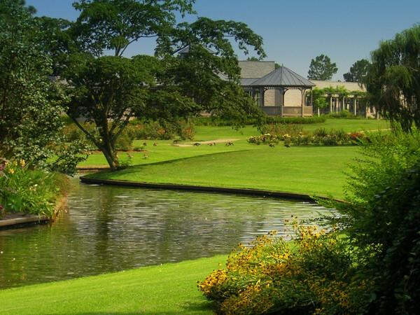Gazebo, Norfolk Botanical Garden