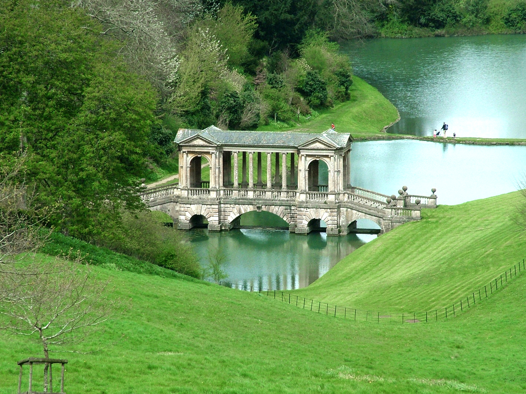 Prior park landscape garden for Outdoor landscaping