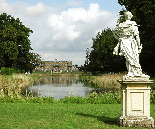 Wrest Park Gardens David Biggins