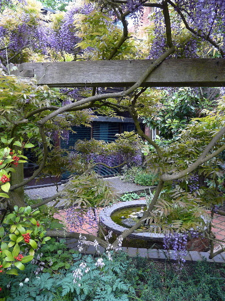 Turn End Garden Peter Aldington