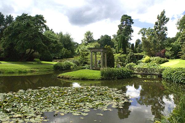 Cholmondeley Castle Gardens Darren