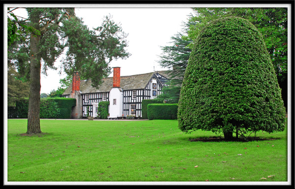 Gawsworth Hall Garden Steve Evans