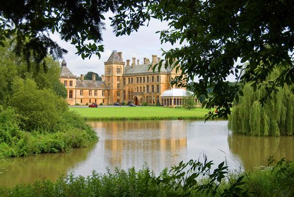 Walton Hall Gardens, Warwickshire, Andrew Dennes