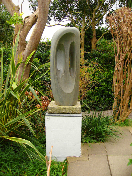 Barbara Hepworth Museum and Sculpture Garden Practise