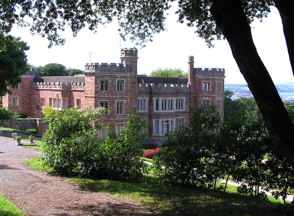 Mount Edgcumbe House and Park Steve Sweet