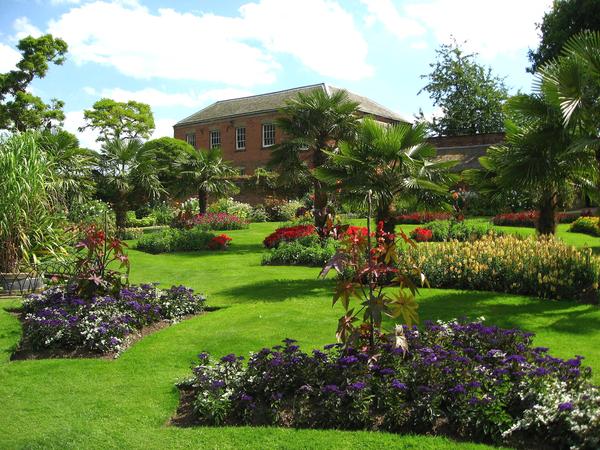Calke Abbey Garden Geraldine Curtis