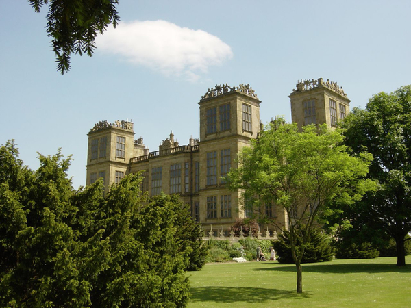 Hardwick Hall Garden Will