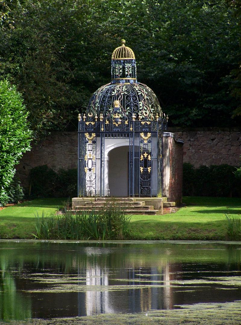 Melbourne Hall Gardens