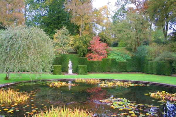 Knightshayes Court Garden Emma
