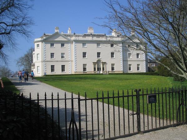 Saltram House Garden Glamhag