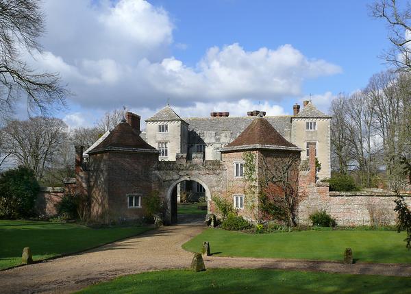 Cranborne Manor Gardens Mrs Hogg