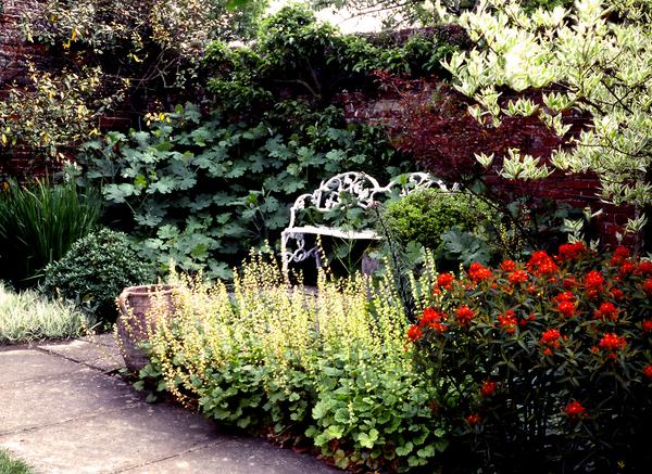 Saling Hall Garden Gardenvisit.com