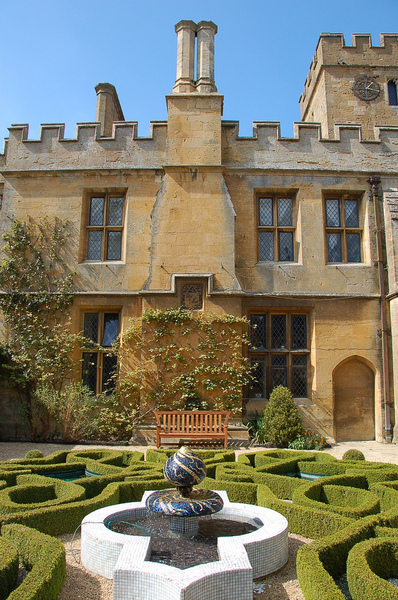 Sudeley Castle Garden James Stringer