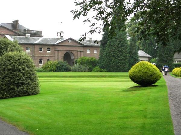 Berrington Hall Garden David Rivier