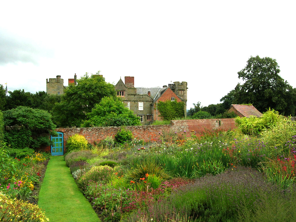 Croft Castle Garden David Rivier