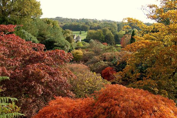Scotney Castle Garden James Stringer