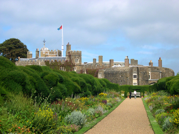 Walmer Castle and Gardens ana pinta