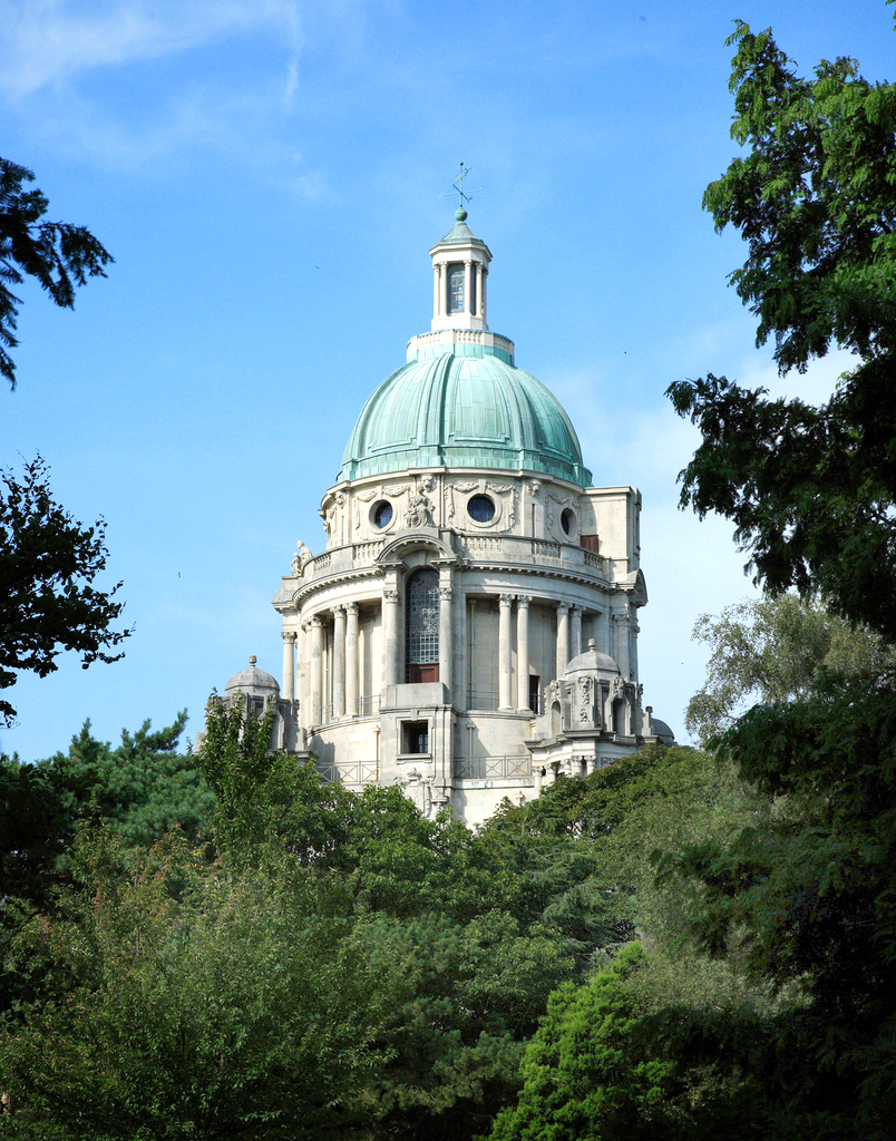 Ashton Memorial and Williamson Park Jeremy Atkinson
