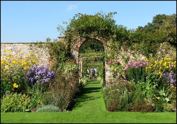 Gunby Hall Garden Brian