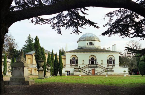 Chiswick House Garden Merlin