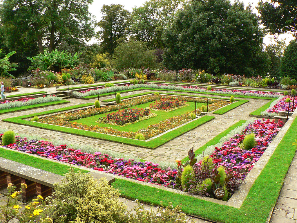 Picture Of Garden gardens in greater london, england