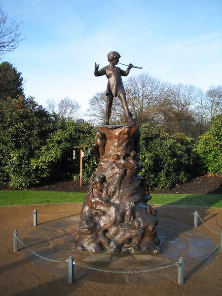 Sefton Park Paul Robertson