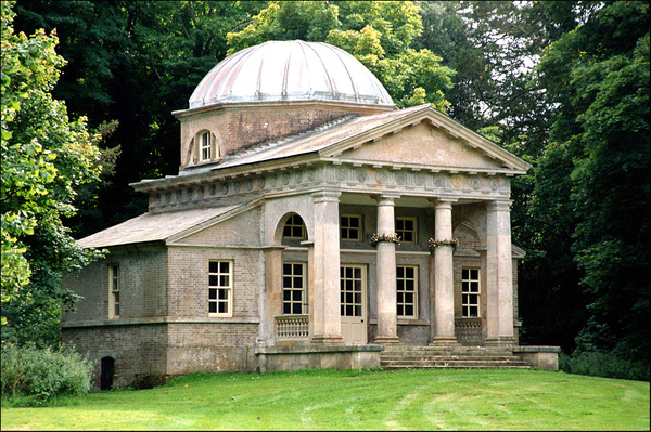 Holkham Hall Xavier de Jauréguiberry
